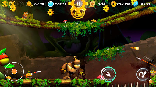 Maxim the robot: Meca World Adventures APK screenshot 1