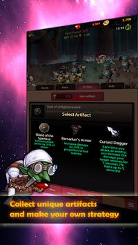 Yellow Monster - Idle Action RPG APK screenshot 1