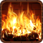 Real Fireplace HD icon