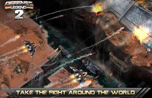 Tower defense-Defense legend 2 APK screenshot 1