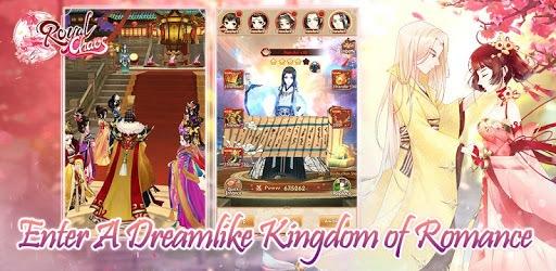 Royal Chaos–Enter A Dreamlike Kingdom of Romance pc screenshot