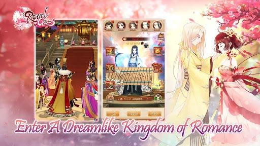 Royal Chaos–Enter A Dreamlike Kingdom of Romance APK screenshot 1