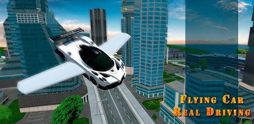 Flying Car Real Driving pc screenshot