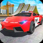 Police Car Stunt Driver icon