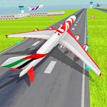 Fly Plane Flight Simulator icon