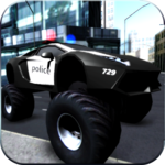 Police Truck Driver Simulator icon