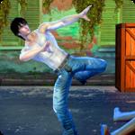 Karate Fighting Street Taekwondo Fighter Combat icon