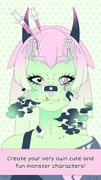 Monster Girl Maker APK screenshot 1