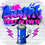Graffiti Text on Photo Editor FOR PC