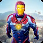 Ultimate KungFu Superhero Iron Fighting Free Game icon
