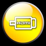 HDMI Connect TV icon