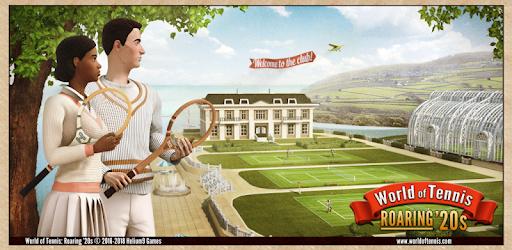World of Tennis: Roaring '20s pc screenshot