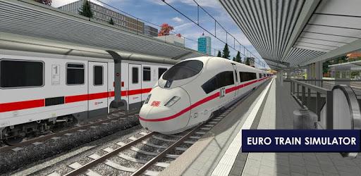 Euro Train Simulator 2 pc screenshot