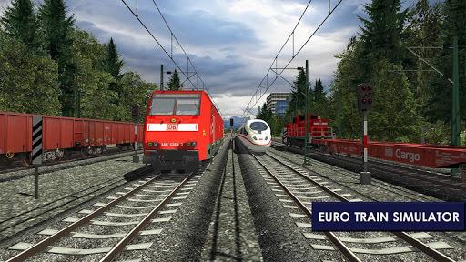 Euro Train Simulator 2 APK screenshot 1