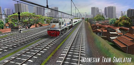 Indonesian Train Simulator pc screenshot
