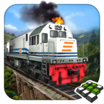 Indonesian Train Simulator icon
