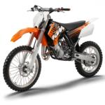 KTM Dirt Bikes Wallpaper FOR PC