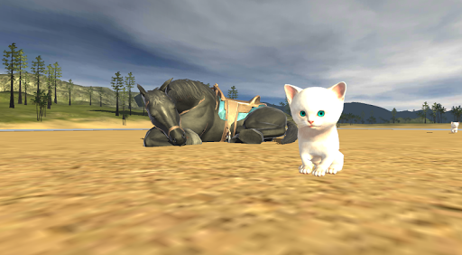 Horse racing game APK screenshot 1