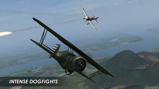 Wings of Steel APK screenshot 1