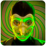 Smiling-X Horror game: Escape from the Studio icon