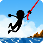 Rope Pull : Extreme Swing icon