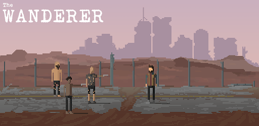 ☢ The Wanderer - Post-Apocalyptic RPG Survival pc screenshot