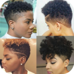 Hair cut for black women - Short hair styles icon