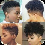 Hair cut for black women - Short hair styles icon