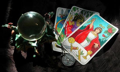 Real fortune teller & Crystal ball APK screenshot 1