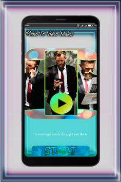 Music Video Creator With Photos APK screenshot 1
