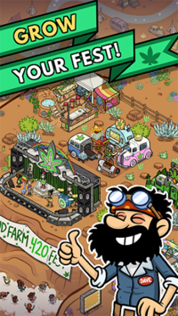 Bud Farm: 420 APK screenshot 1
