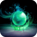 crystal ball fortune teller  - clairvoyance icon