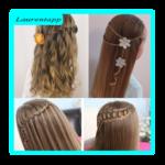 Little Girl Hair Model FOR PC