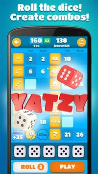 Yatzy Classic APK screenshot 1
