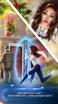 Love Story Games: Time Travel Romance APK screenshot 1