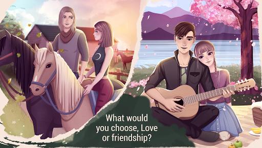 Love Story Games: Teenage Drama APK screenshot 1