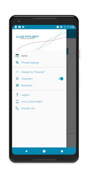 LuxTrust Mobile APK screenshot 1