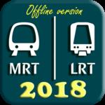 Singapore MRT Map 2019 (Latest!) APK icon