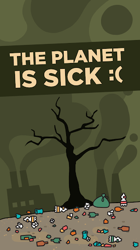 Idle EcoClicker: Save the Earth APK screenshot 1