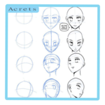 Manga Drawing Step by Step icon