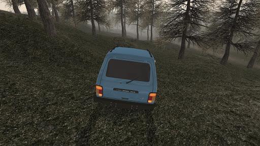 Forest Roads. Niva APK screenshot 1