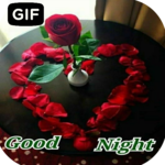 Good Night Images Gif icon