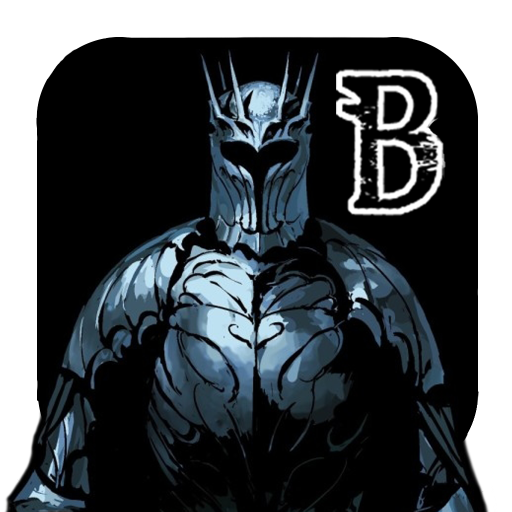 Buriedbornes -Hardcore RPG- APK icon