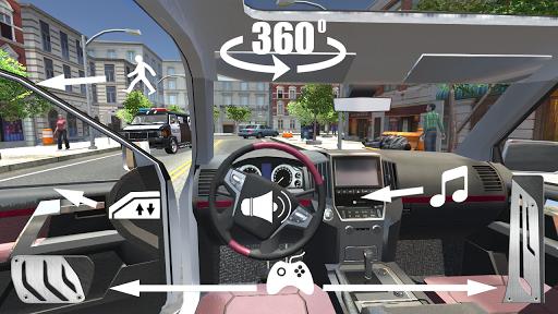Offroad Cruiser Simulator APK screenshot 1