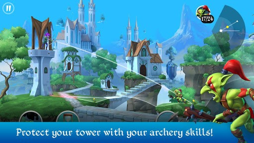 Tiny Archers screenshot 2