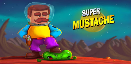 Super Mustache- platform action adventure fun game pc screenshot