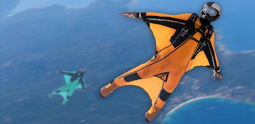 WingSuit VR pc screenshot