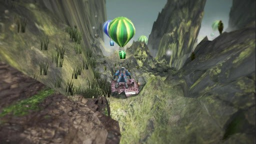 WingSuit VR pc screenshot 1