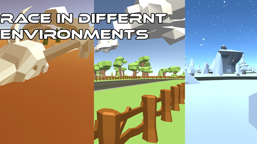 Poly Drift apk screenshot 3