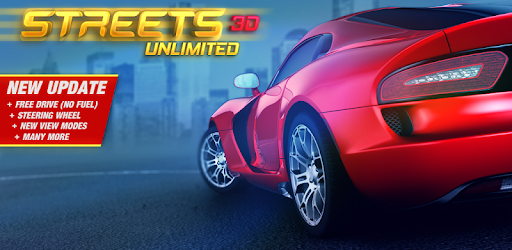Streets Unlimited 3D pc screenshot